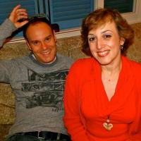 Com a professora e Oboísta Lina Noronha. (2009)