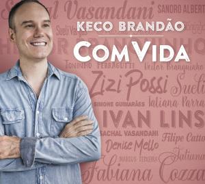 Capa do DVD do Keco Brandão lançado em 2017